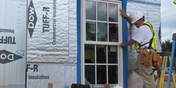Window_Installation_at_Net-Zero_Energy_Residential_Test_Facility