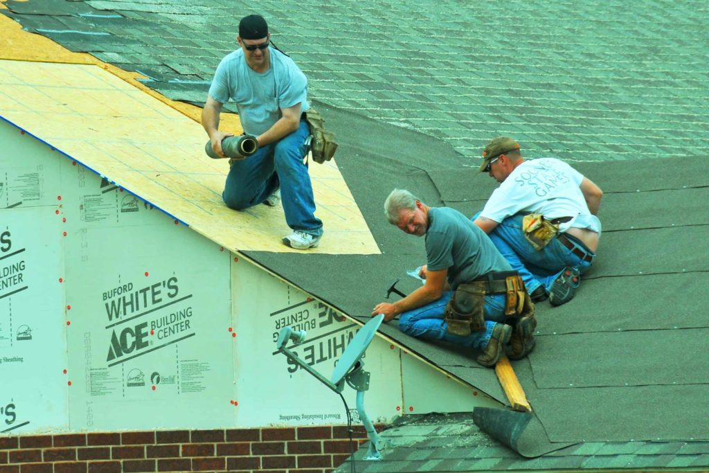 tulsa roof replacement