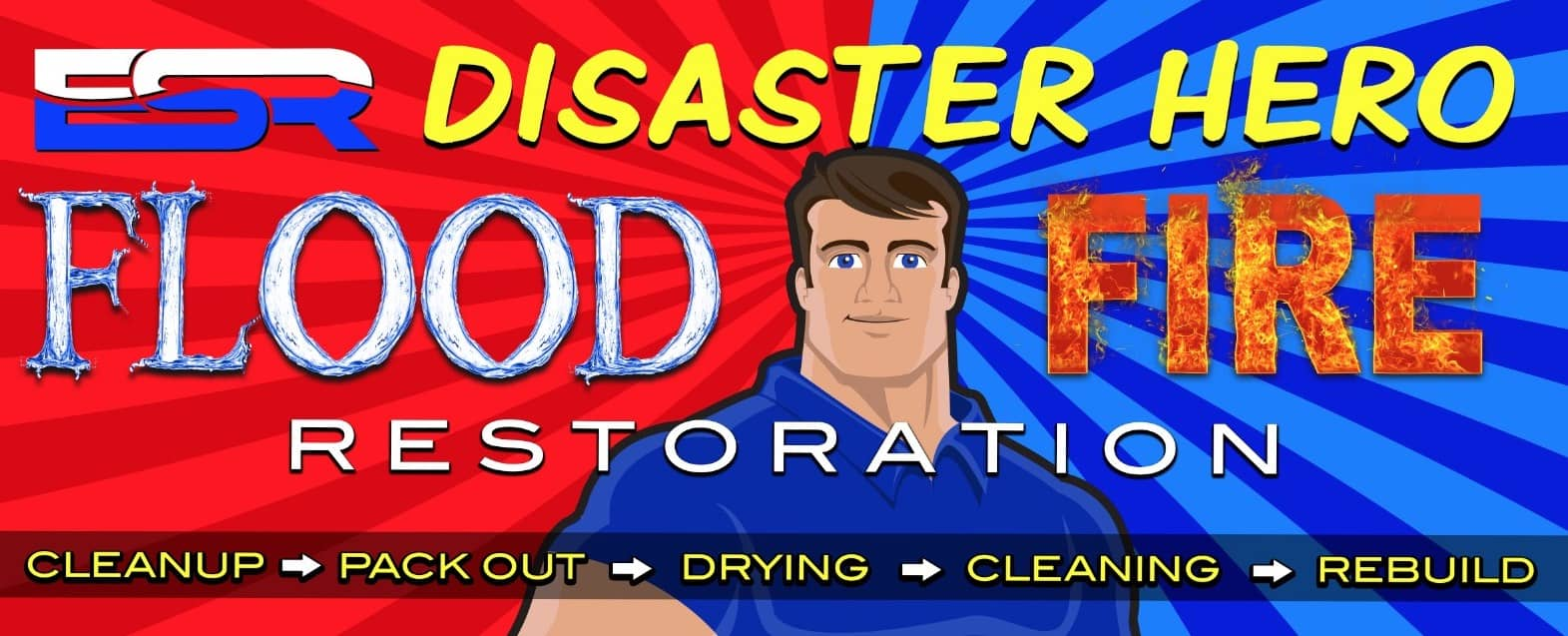 Tulsa water and fire restoration